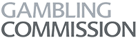 An image of the Gambling Comission logo